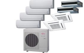 Chester County Pa Ductless Mini Split Air Conditioning